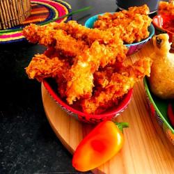 Les Spicy Chicken Sticks